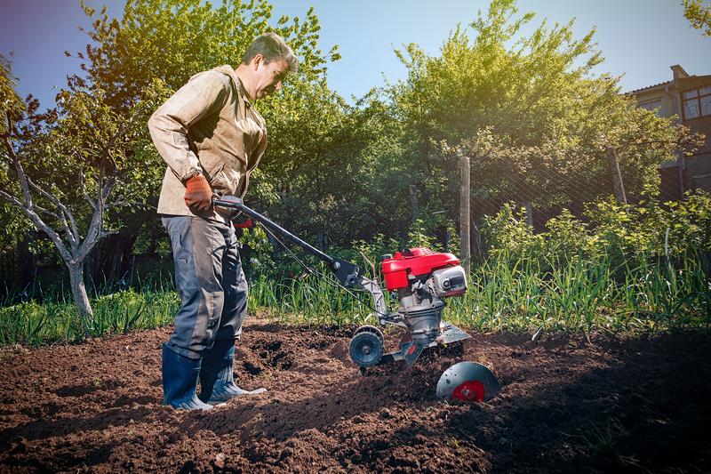 opnieuw aanleggen van je tuin
